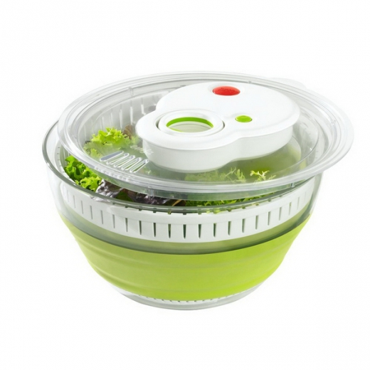Collapsible Salad Spinners
