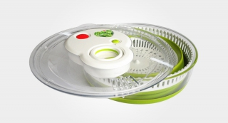 Collapsible Salad Spinners cover