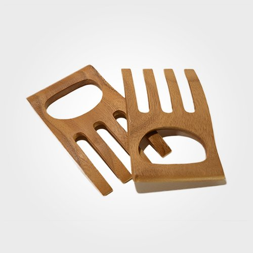 RoRo Acacia Wood Salad Claws