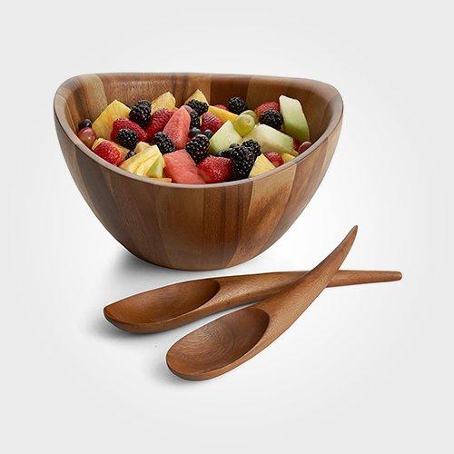 Nambe Gourmet Harmony Salad Set